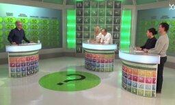 Video: Hokejisti Saulietis un Jēkabs Rēdlihs sacenšas sporta faktu zināšanu spēlē