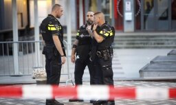 Terorisma draudu dēļ Roterdamā atcelts rokkoncerts