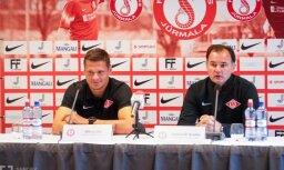 'Spartaka' un 'Crvena zvezda' treneri komentē gaidāmo dueli