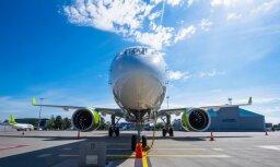 Ogre, Kuldīga un Cēsis? 'airBaltic' sola nosaukt lidmašīnas pilsētu vārdos