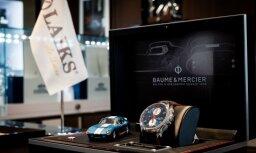 """Мужской хронограф """"Clifton Club Shelby Cobra"""" от Baume & Mercier в часовых салонах Laiks"""