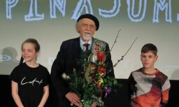 Foto: Kuplā lokā aizvadīta Selecka jaunās filmas 'Turpinājums' pirmizrāde