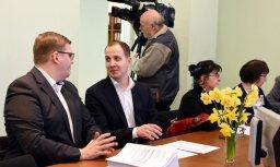Par partijas 'Latvijas attīstībai' ģenerālsekretāru kļūst Viesturs Liepkalns