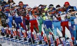 Biatlona skandāls: Austrijas policijas aizdomās turamo vidū ir arī Krievijas sportisti