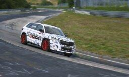 Video: 'Škoda Kodiaq RS' kļuvis par visātrāko septiņvietīgo apvidnieku Nirburgringā