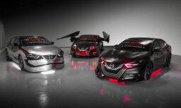 Seši 'Nissan' prototipi 'Zvaigžņu karu' stilā