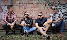 Grupa 'Age of Stones' izdod ceturto studijas albumu 'Sāls un pipari'
