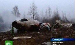 Polijas aizsardzības ministrs aicina Putinu 'uzņemties atbildību' par Smoļenskas aviokatastrofu