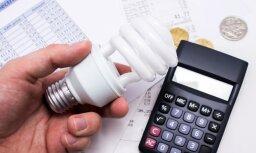 Trīs bērnu māmiņa neizpratnē par 300 eiro elektrības parādu