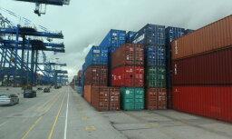 'Swedbank': gada otrajā pusē preču eksporta izaugsme turpinās palēnināties