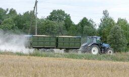 Atbalsta daļēju kredītprocentu dzēšanu lauksaimniecības nozarē