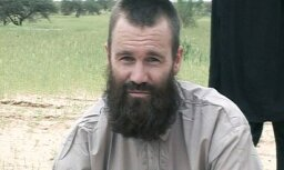 No sešus gadus ilga gūsta atbrīvots 'Al Qaeda' nolaupītais zviedrs Gustafsons