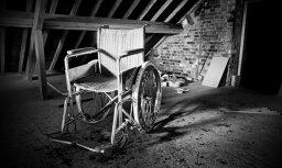 Mārtiņš Neibults-Miebolts: Cilvēki ar ļoti smagu invaliditāti ir aizmirsti...