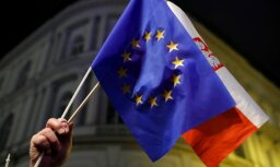 Польша сочла необоснованными грозящие ей санкциями претензии Еврокомиссии