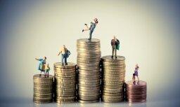 Nodokļu parādnieku saistības pret valsti – 1,05 miljardi eiro; līderis – 'svešais parādnieks'