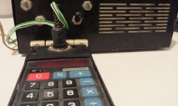 Kā vecs kalkulators kļuva par laika skaitīkli