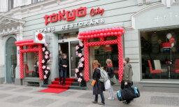 LTV: финполиция СГД начала уголовный процесс против сети ресторанов Tokyo City