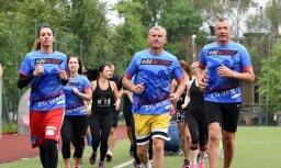 Eiropas Sporta nedēļu atklās ar florbola maratonu pie Brīvības pieminekļa