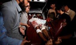 Uzbrukumos Pakistānā piektdien nogalināti 85 cilvēki