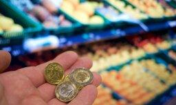 Mazumtirdzniecības apgrozījums Latvijā 11 mēnešos pieaudzis par 3,9%