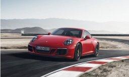 Arī 'Porsche 911 Carrera GTS' versija turpmāk tikai ar turbomotoru