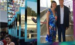 RIBOCA alternatīvā atklāšana – jauna virtuālā skulptūra 'BoCA kundze' noklāj Rīgu
