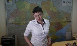"Надежда Савченко: Россия готова ""дойти до Британии"""