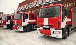 В Скрунде откроется новое пожарное депо
