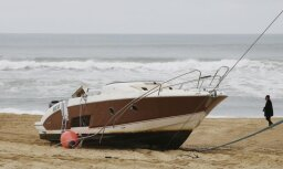 Atlantijas okeānā pazudis sporta preču ražotāja 'Quiksilver' vadītājs