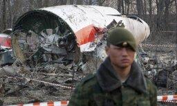 СК России опроверг заявления Польши о следах взрыва на крыле самолета Качиньского