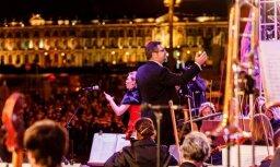 'Mūzika pie Ņevas' – jaunais Sanktpēterburgas fenomens