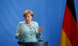 Меркель призывает не допустить дальнейшего распада ЕС