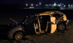 Статистика: чаще всего жители Латвии погибают в автоавариях