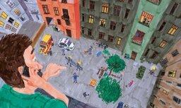 Izdota grāmata bērniem par vēlēšanām 'Vaļa balss'