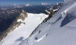 В Кабардино-Балкарии погиб альпинист из Латвии