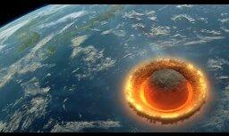 Video: Kas notiks ar Zemi, ja tajā ietrieksies gigantisks asteroīds