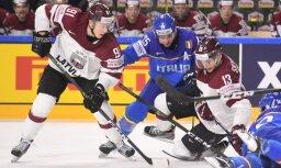 Atlūgumu iesniedzis Itālijas hokeja izlases treneris Meirs