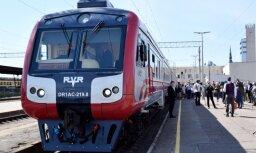 Новые электропоезда буду обслуживать маршруты в Айзкраукле, Тукумс, Скулте и Елгаву