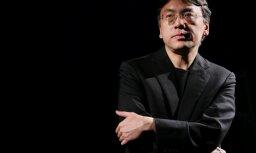 Nobela prēmija literatūrā piešķirta Kadzuo Išiguro