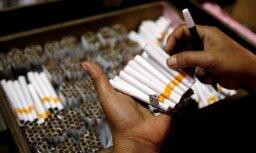 VID uziet 2,2 miljonus kontrabandas cigarešu un 5283 litrus alkohola