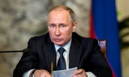 Путин осудил применение военной силы в обход Совбеза ООН
