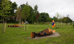 На Луцавсале открыто новое познавательное место для отдыха