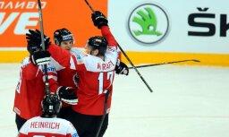 Latvijas hokeja izlases pretinieci olimpiskajā kvalifikācijā Austriju vadīs soms Suhonens