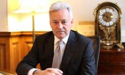 Alans Dankens: Starptautisko tiesību pārkāpumi nedrīkst palikt nesodīti