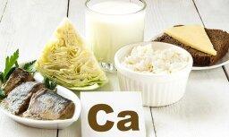 Kalcija nozīme vīriešu ikdienā