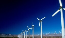 Eurostat: Латвия занимает третье место в ЕС по удельному весу возобновляемой энергии