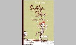 Atkārtoti izdod grāmatu bērniem 'Skolotājs Jāps var visu'