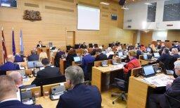 ФОТО. Бюджет Риги на 2018 год: за два дня депутаты не договорились