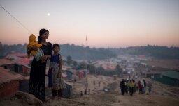 Mjanmā mēneša laikā nogalināti vismaz 6700 rohindžu, lēš mediķi