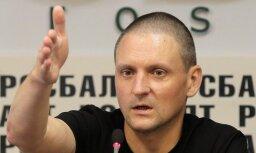 """Удальцов не будет пиарить Навального и назвал Собчак """"троянской лошадью оппозиции"""""""
